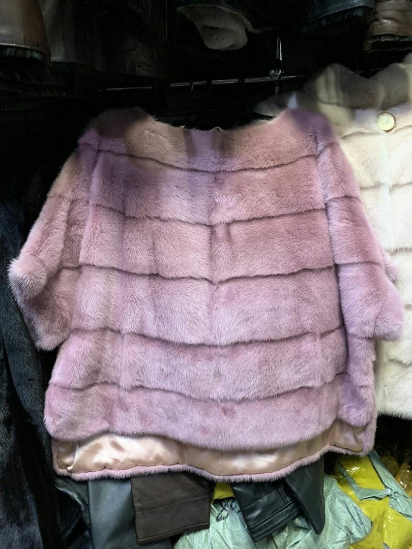 Норковый свитер Турция Люкс качество