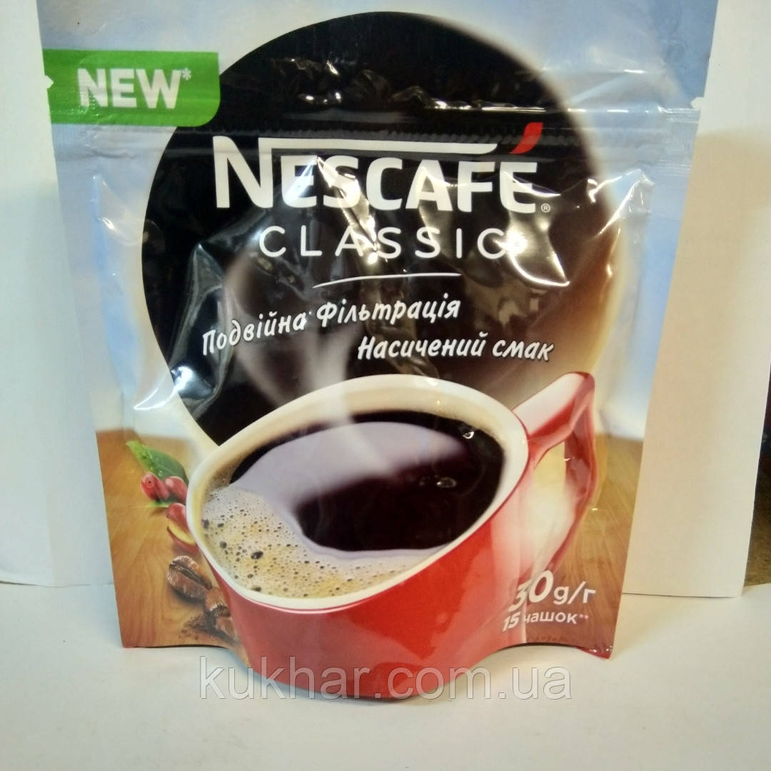 "Кава ""Nescafe"" Classic 30г"