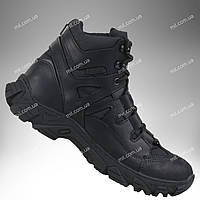 ⭐⭐Тактическая обувь демисезонная / военные, армейские ботинки Tactic HARD Gen.II (black) | военная обувь, военные ботинки, военные боты, військове
