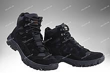 ⭐⭐Тактическая обувь демисезонная / военные, армейские ботинки Tactic HARD2 (black)