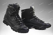 ⭐⭐Армейские ботинки демисезонные / военная, тактическая обувь АНТЕЙ (black)