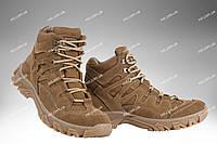 ⭐⭐Тактическая обувь демисезонная / военные, армейские ботинки Tactic HARD1 (coyote)