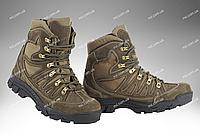 ⭐⭐Ботинки тактические демисезонные / военная, армейские обувь КАСКАД (olive)