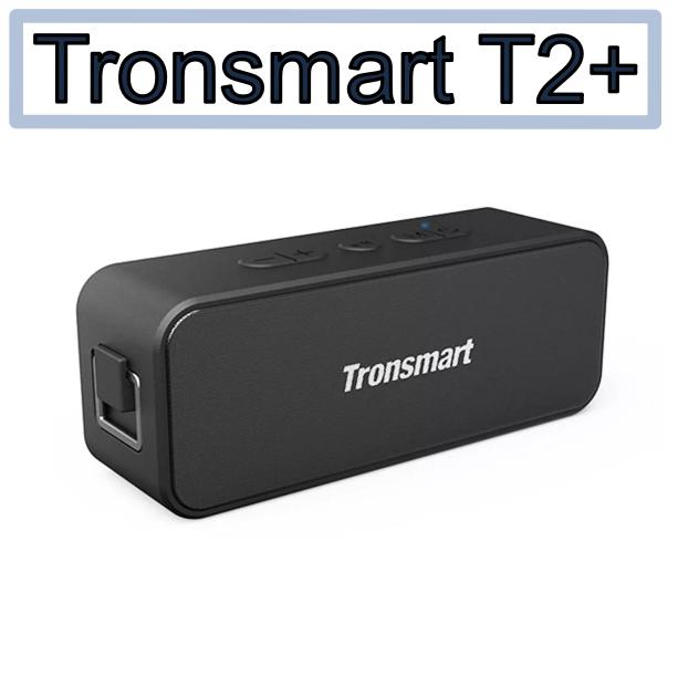 Беспроводная bluetooth колонка Tronsmart Element T2 Plus t2+