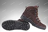 Ботинки деми армейские ОМЕГА (шоколад) размеры 35-46, фото 3