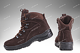 Ботинки деми армейские ОМЕГА (шоколад) размеры 35-46, фото 4