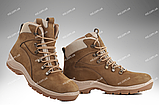 Ботинки деми армейские ОМЕГА (шоколад) размеры 35-46, фото 7