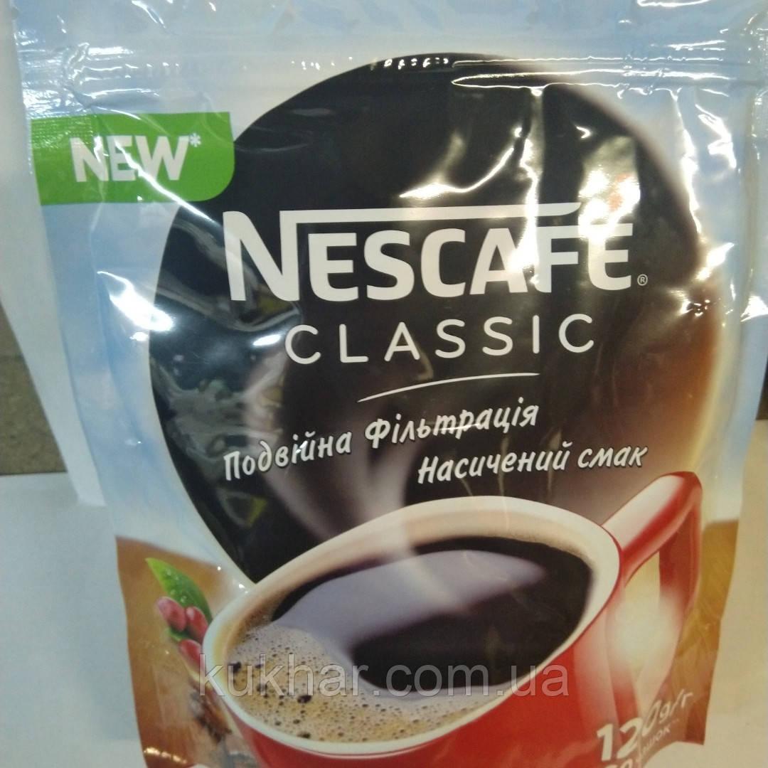 "Кава ""Nescafe"" Classic 120г"