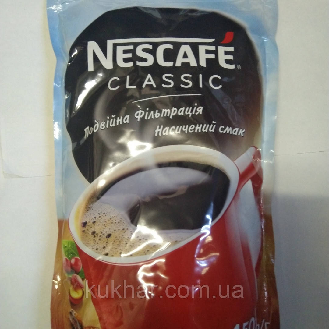 "Кава ""Nescafe Classic 450г"