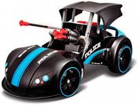 Автомодель - трансформер  на р/у Street Troopers Project 66 чёрно-синий 81107 black/blue (81107 black/blue)
