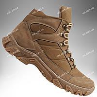 ⭐⭐Демисезонные тактические ботинки / армейская, военная обувь ARMA Gen.II (койот)   военная обувь, военные ботинки, военные боты, військове взуття,