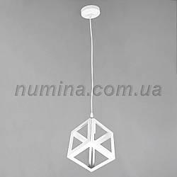 Люстра подвесная на одну лампу YS-TY001-A WT