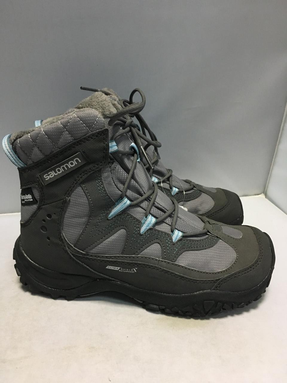 Женские зимние ботинки Salomon, 39 размер