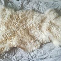 Овечья шкура натуральная. 120*65см, ворс 11 см
