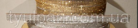Подложка  усиленная квадрат серебро 35*35 см  h -2 см