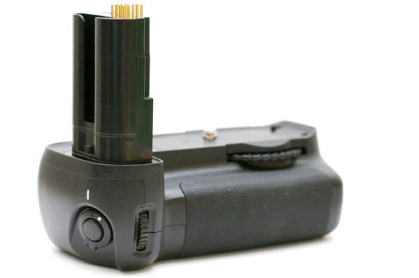 Батареи для фото/видеокамер ExtraDigital Nikon MB-D80 (Nikon D80, D90)