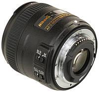 Объектив для видео/фотоаппарата Nikon AF-S DX Micro Nikkor 40mm f/2.8G (JAA638DA)
