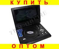 """Портативный DVD плеер 9,8"""""""
