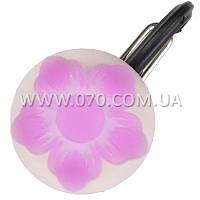 Карабин светодиодный Nite Ize SBiner NI652, цветок (фуксия)