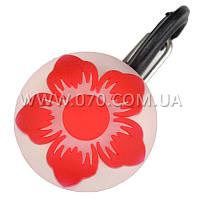 Карабин светодиодный Nite Ize SBiner NI742, цветок (красный)