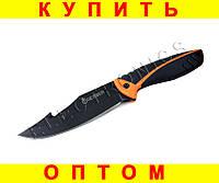 Нож Gerber с фиксированным лезвием + Чехол EE12  , фото 1