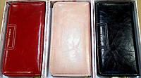 Женские кошельки из искусственной кожи Tailian на молнии (черный, красный, пудра)