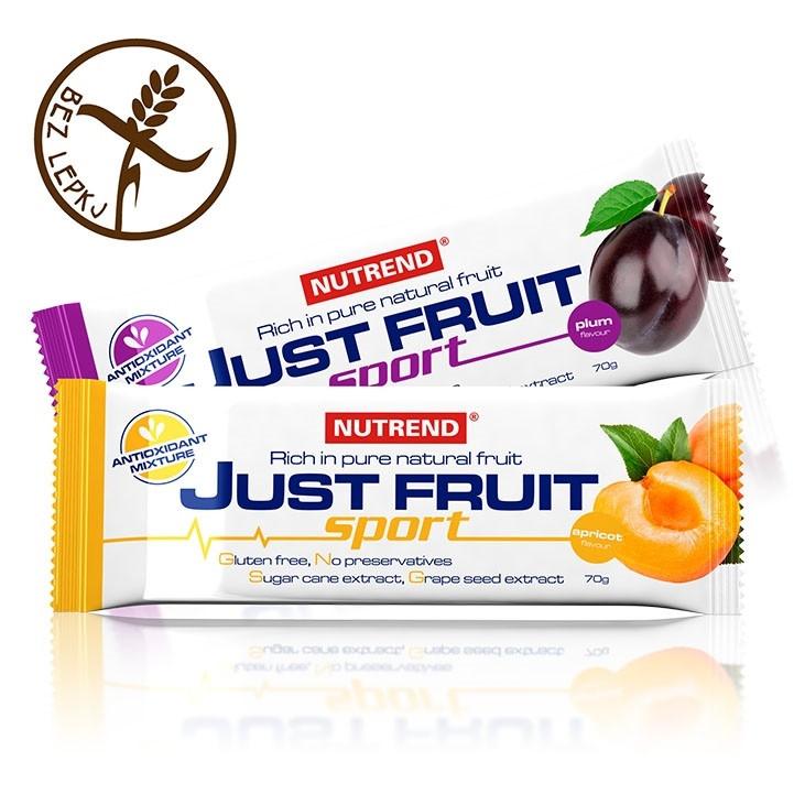 Энергетический батончик Just fruit sport (70 г) Nutrend