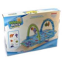 """""""Carpet Game"""" Коврик для малышей """" Море"""" с дугами + 5 игрушек"""