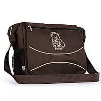 Сумка для коляски Baby Breeze 0350 шоколад - 153582