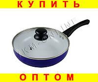 Сковородка с керамическим покрытием 22 см