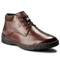 Мужские зимние Ботинки Rieker B0340-25