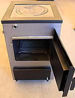 Твердотопливный котел Буржуй КП-12 (мощность 12 кВт)