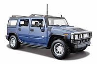 Автомодель (1:27) 2003 Hummer  H2 SUV синий (31231 blue)