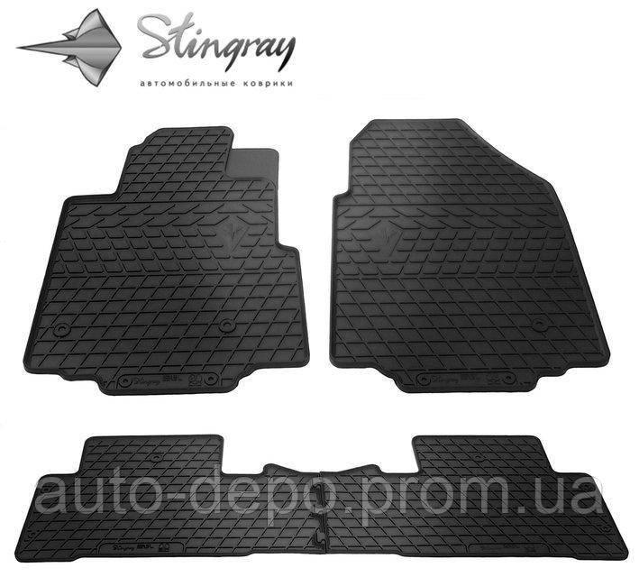 Автомобильные коврики Honda Pilot 2008- Stingray