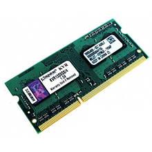 Оперативная память DDR3 для ноутбука SO-DIMM 4GB Kingston KVR13S9S8 / 4B