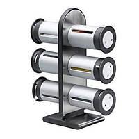 Набор для специй и приправ Magnetic Spice Stand