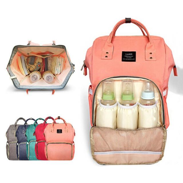 Рюкзак для мам Mom Bag. С термо отделением