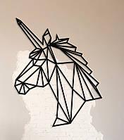 Интерьерная картина Decart Unicorn U1001, 50х50, из дерева