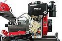 Мотоблок дизельний WEIMA DeLuxe WM1100A6 КМ, фото 6