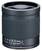 Объектив для видео/фотоаппарата Kenko Reflex Lens 400mm f/8 White (141894)