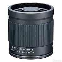 Объектив для видео/фотоаппарата Kenko Reflex Lens 400mm f/8 Black (141893)