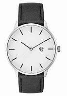 Чоловічий годинник Chpo Khorshid Malmo Silver Black - 189160