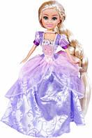 Принцесса Рапунцель (25 см) в фиолетовом платье, Sparkle girlz (FV24455-2)