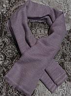 Платок женский-шарфик легкий мягкий 100*100 см(Турция)