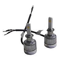 Светодиодные лампы для авто Car LED H1 33W/3000LM 4500-5000K