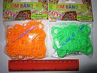 Резинки для плетения браслетов 300 шт.