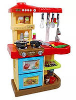 Детский игровой набор Кухня с посудой, фото 1