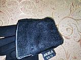 Трикотаж с сенсором Angel женские перчатки для работы на телефоне плоншете (только ОПТ), фото 6