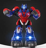 Интерактивная игрушка Fight Robot бои роботов на р/у, фото 1
