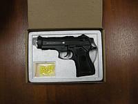 Детский игровой металлический пистолет, фото 1
